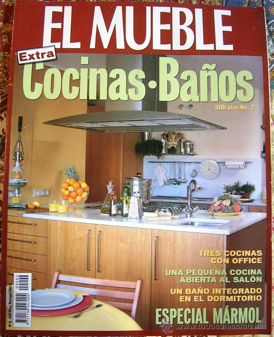 revista el mueble. nº 2. extra cocinas . baños. - Comprar Otras ...