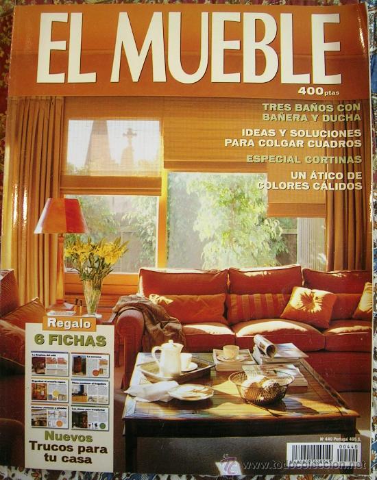 revista el mueble n baos con baera y ducha especial cortinas atico con colores calidos with el mueble cortinas
