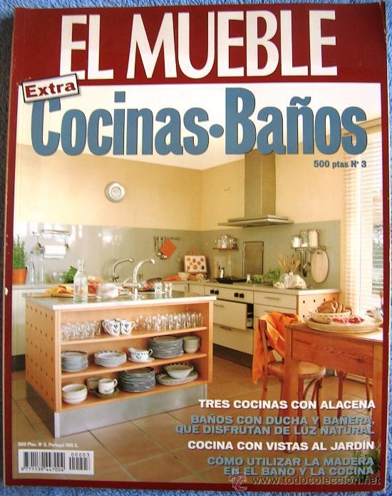 revista el mueble. nº 3 cocinas - baños. cocina - Comprar Otras ...