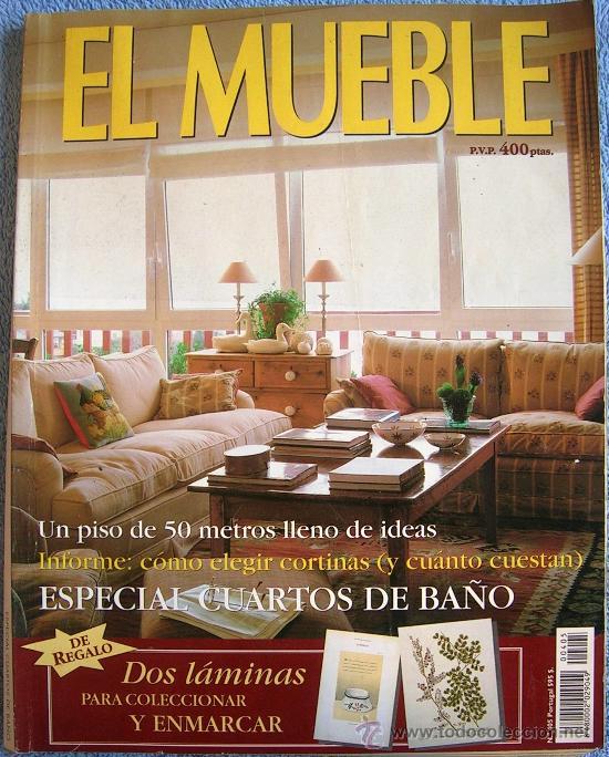 revista el mueble. nº 405 especial cuartos de b - Comprar Otras ...