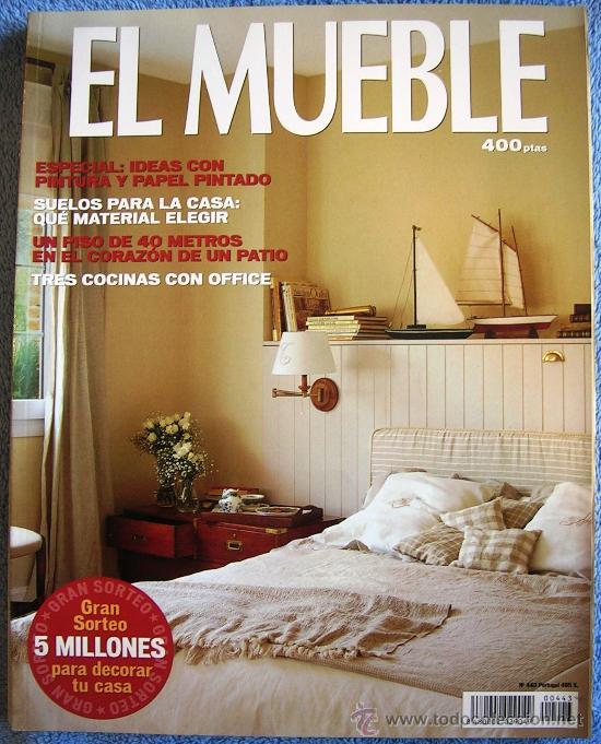 revista el mueble n especial pintura y papel pintado suelos cocina con