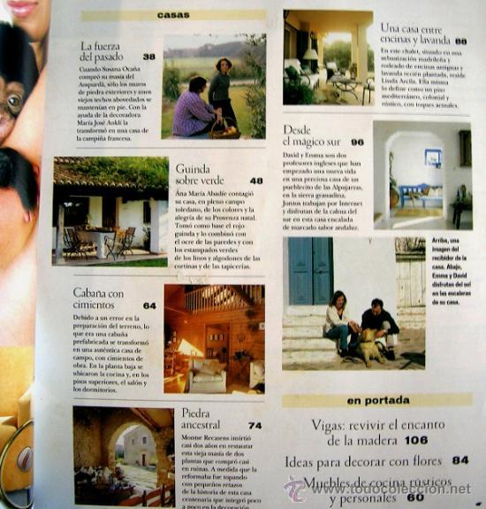 revista el mueble. nº 2 extra casas de campo. v - Kaufen Andere ...