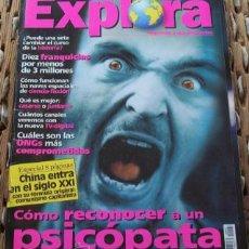 Coleccionismo de Revistas y Periódicos: MUY EXTRA ,EXPLORA VERANO 1997 N 3. Lote 33979980