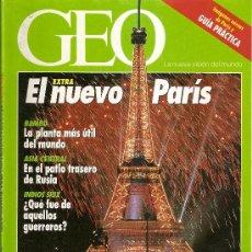Coleccionismo de Revistas y Periódicos: GEO N 64. Lote 33995372