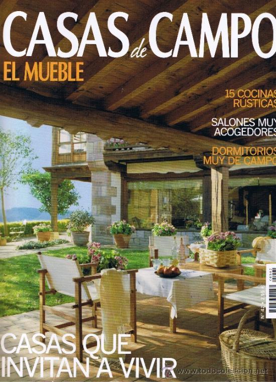 Revista el mueble casas de campo n 42 vendido en - Casas de campo el mueble ...
