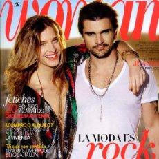 Coleccionismo de Revistas y Periódicos: REVISTA WOMAN - JUANES. Lote 34053856