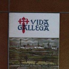 Coleccionismo de Revistas y Periódicos: RRR EJEMPLAR DE VIDA GALLEGA - NUMERO 722 EPOCA II - MAYO 1957 - 31X21 - . Lote 34079963