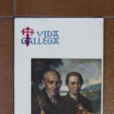 Coleccionismo de Revistas y Periódicos: RRR EJEMPLAR DE VIDA GALLEGA - NUMERO 720 EPOCA II - MARZO 1957 - 31X21. Lote 34079991