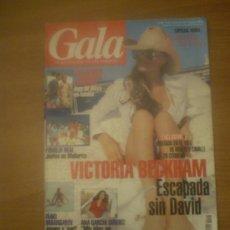 Coleccionismo de Revistas y Periódicos: REVISTA -GALA , Nº 48- 18 AGOSTO 2005-. Lote 58372620