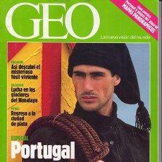 Coleccionismo de Revistas y Periódicos: REVISTA GEO NR.44 SEPTIEMBRE 1990. Lote 34395073
