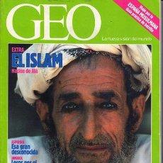 Coleccionismo de Revistas y Periódicos: REVISTA GEO NR.52 MAYO 1991. Lote 34395116