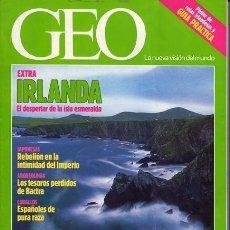 Coleccionismo de Revistas y Periódicos: REVISTA GEO NR.56 SEPTIEMBRE 1991. Lote 34395134