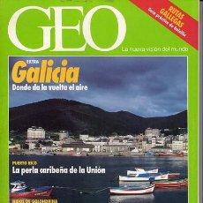Coleccionismo de Revistas y Periódicos: REVISTA GEO NR.65 JUNIO 1992. Lote 142692690