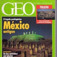 Coleccionismo de Revistas y Periódicos: REVISTA GEO NR.80 SEPTIEMBRE 1993. Lote 34395231