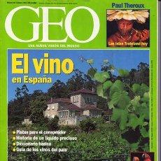 Coleccionismo de Revistas y Periódicos: REVISTA GEO NR.93 OCTUBRE 1994. Lote 34395275