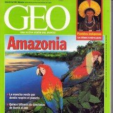 Coleccionismo de Revistas y Periódicos: REVISTA GEO NR.99 ABRIL1995. Lote 34395292