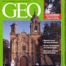 Coleccionismo de Revistas y Periódicos: REVISTA GEO NR.101 JUNIO 1995. Lote 34395298