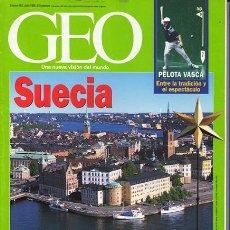 Coleccionismo de Revistas y Periódicos: REVISTA GEO NR.102 JULIO 1995. Lote 34395302