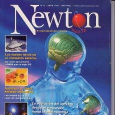 Coleccionismo de Revistas y Periódicos: REVISTA NEWTON NR. 12 ABRIL99. Lote 34404305