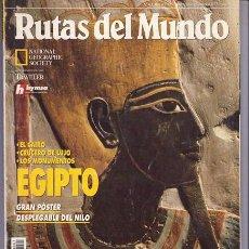 Coleccionismo de Revistas y Periódicos: REVISTA RUTAS DEL MUNDO NR.61 MAYO95. Lote 34404970