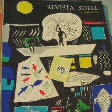 Coleccionismo de Revistas y Periódicos: REVISTA SHELL195912,20 € . Lote 34474225