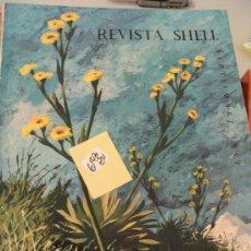 Coleccionismo de Revistas y Periódicos: REVISTA SHELL195711,80 € . Lote 34474254
