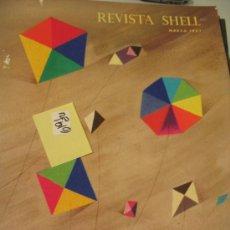 Coleccionismo de Revistas y Periódicos: REVISTA SHELL195811,70 € . Lote 34475745