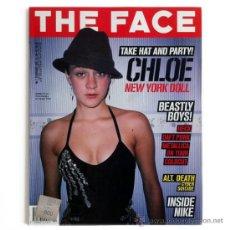 Coleccionismo de Revistas y Periódicos: THE FACE - VOL 3 #1 FEBRUARY 1997 - CHLOE SEVIGNY + BECK + NIKE AIR + GARY HUME.... Lote 34448429