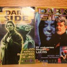 Coleccionismo de Revistas y Periódicos: DARK SIDE. STAR WARS. Lote 34496533
