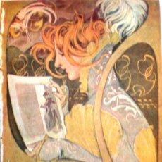 Coleccionismo de Revistas y Periódicos: REVISTA BLANCO Y NEGRO AÑO 1902. Lote 34479909