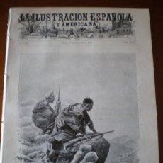 Coleccionismo de Revistas y Periódicos: ILUSTRACION ESPAÑOLA/AMERICANA (30/11/09) MELILLA VELEZ GOMERA TRANVIA PORTUGAL TENERIFE SANTIAGO. Lote 34514891