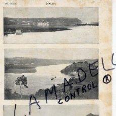 Coleccionismo de Revistas y Periódicos: NALON 1906-1914 VISTAS 2 CARAS HOJA REVISTA. Lote 34529814