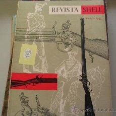 Coleccionismo de Revistas y Periódicos: REVISTA SHELL195511,30 € . Lote 34594050