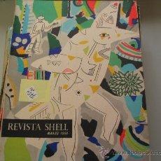 Coleccionismo de Revistas y Periódicos: REVISTA SHELL195811,50 € . Lote 34594061
