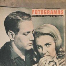 Coleccionismo de Revistas y Periódicos: FOTOGRAMAS - 10-6-1960 N. 602. Lote 34586311
