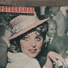 Coleccionismo de Revistas y Periódicos: FOTOGRAMAS - 17-5-1960 N.600. Lote 34586338