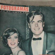 Coleccionismo de Revistas y Periódicos: FOTOGRAMAS - 3-6-1960 N.601. Lote 34586349