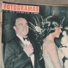 Coleccionismo de Revistas y Periódicos: FOTOGRAMAS - 20-5-1960 N.599. Lote 34586363