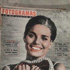 Coleccionismo de Revistas y Periódicos: FOTOGRAMAS - 24-6-1960 N.604. Lote 34586393