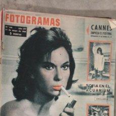 Coleccionismo de Revistas y Periódicos: FOTOGRAMAS - 13-5-1960 N.598. Lote 34586471