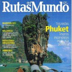 Coleccionismo de Revistas y Periódicos: REVISTA RUTAS DEL MUNDO Nº 157. FEBRERO 2004. Lote 34595354