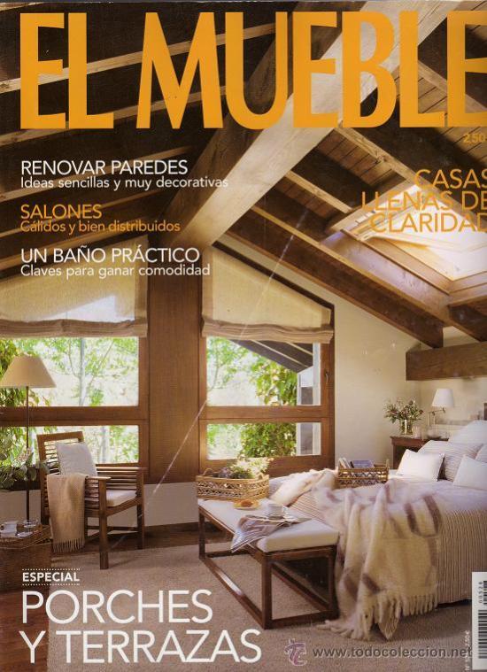 Revista el mueble n 528 especial porches y te comprar for El mueble online