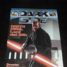 Coleccionismo de Revistas y Periódicos: DARK SIDE Nº 14. STORM EDITIONS. STAR WARS.. Lote 34879574