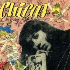 Coleccionismo de Revistas y Periódicos: CHICAS Nº143 (AÑO 1953). Lote 34860526