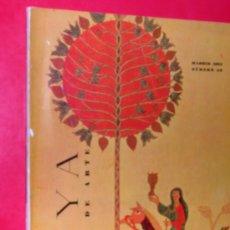 Coleccionismo de Revistas y Periódicos: REVISTA DE ARTE GOYA Nº 58 1964 . Lote 34912529