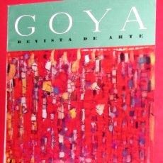 Coleccionismo de Revistas y Periódicos: REVISTA DE ARTE GOYA Nº 52 1963 . Lote 34912648