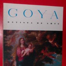 Coleccionismo de Revistas y Periódicos: REVISTA DE ARTE GOYA Nº 71 1966 . Lote 34912838