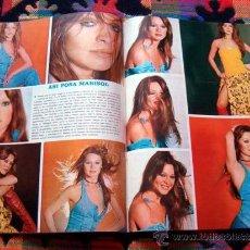 Coleccionismo de Revistas y Periódicos: REVISTA SEMANA 1973 / MARISOL, JUAN PARDO, RAQUEL WELCH, ANN MARGRET, MARK LESTER, DUQUES CADIZ. Lote 34921732