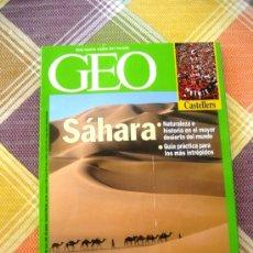 Coleccionismo de Revistas y Periódicos: GEO - LA NUEVA VISIÓN DEL MUNDO - ENERO 1995 EN ESTUPENDO ESTADO.. Lote 34943719