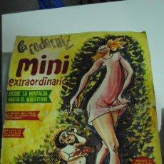 Coleccionismo de Revistas y Periódicos: REVISTA LA CODORNIZ Nº 1352. MINI EXTRAORDINARIO. 15 OCTUBRE 1967. Lote 34954590